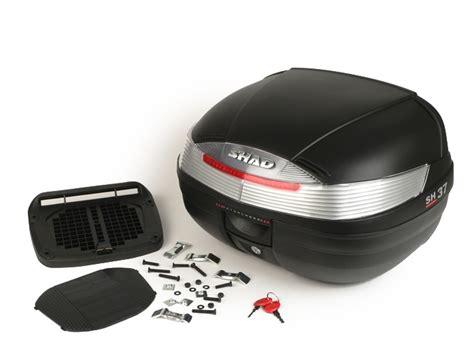 Box Shad Sh 45 topcase shad sh37 490x400x310mm black scooter center