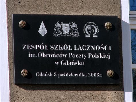 file information board of aggregate of schools of communication in gdańsk jpg wikimedia commons