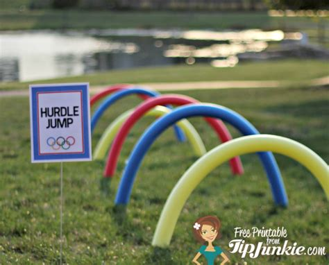 backyard olympics ideas 5 backyard olympics games more fun than pokemon go