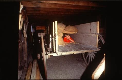 levi coffin house false bottom wagon picture of levi coffin house fountain city tripadvisor