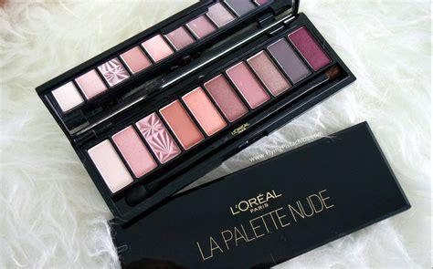Makeup Loreal Terbaru harga spesifikasi l oreal eye shadow palette beige