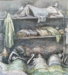 Painting Sleepers by Shelter Bunks And Sleepers Henry Om Ch Tate