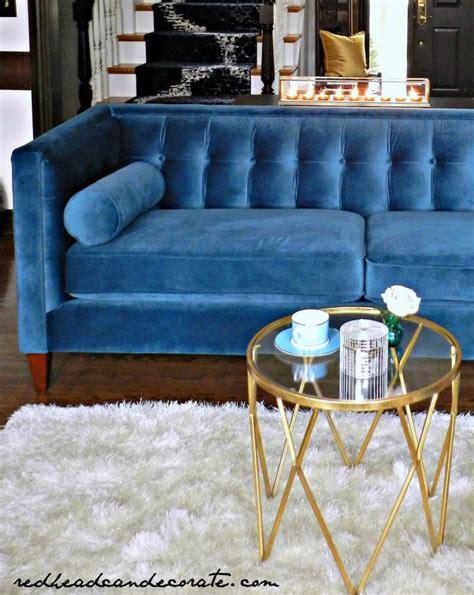 Teal Colored Couches by Teal Blue Velvet Sofa Blue Velvet Sofa Blue Velvet