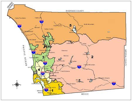 san diego county map a critical eye to san diego county government its workers revenues and services