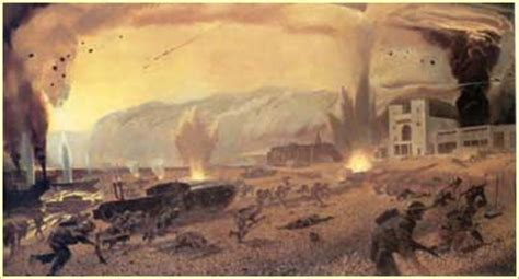 charles comfort paintings canadian remembrances war on land mobilization the