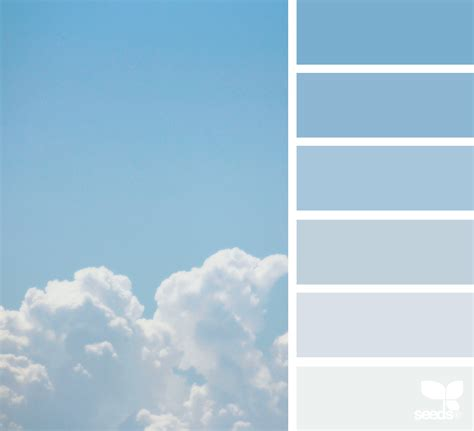 color of sky sky tones confident color inspiration and design seeds