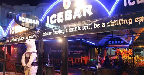 how to make an ice bar top image gallery nightlife benalmadena