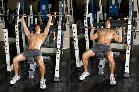 proper way to do incline bench press how to create the ultimate upper chest workout