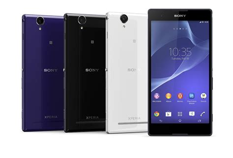 xperia t2 ultra android smartphone sony mobile global
