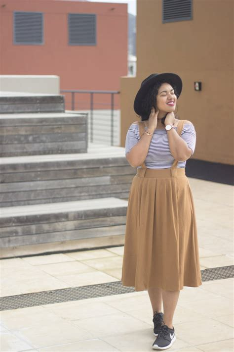 midi skirt from spree the authentic