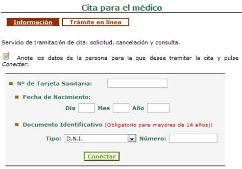 cita medico andalucia sevilla almeria cadiz granada huelva jaen malaga cita medico
