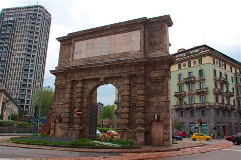 porta romana l monuments 224 milan monuments 224 milan que voir milan