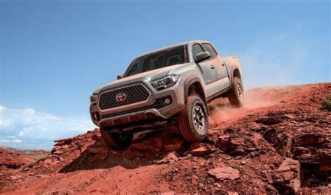 Toyota Tacoma 2020 Release Date by 2020 Toyota Tacoma Redesign Release Date Price Interior