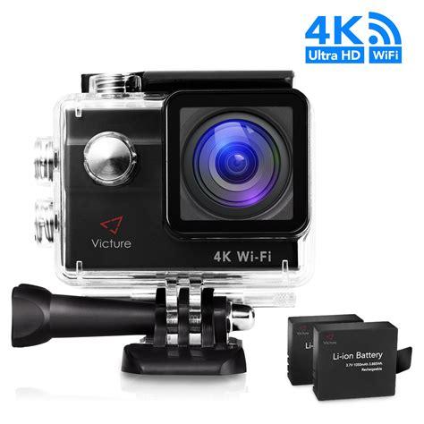 Kamera Pengintai Kacamata Hd High Quality victure kamera 4k wifi unterwasserkamera sport 20mp ultra hd helmkame ebay
