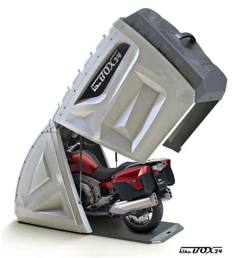 Motorrad Garage Baugenehmigung by Shop Bikebox 24 Motorradgarage Motorcycles