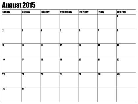printable weekly calendar for august 2015 free printable calendar 2018 free printable calendar august