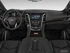 Cadillac Escalade Interior 2017 Cadillac Escalade Pictures Dashboard U S News