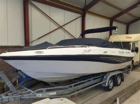 motorboot met trailer te koop te koop four winns speedboot met gekeurde trailer