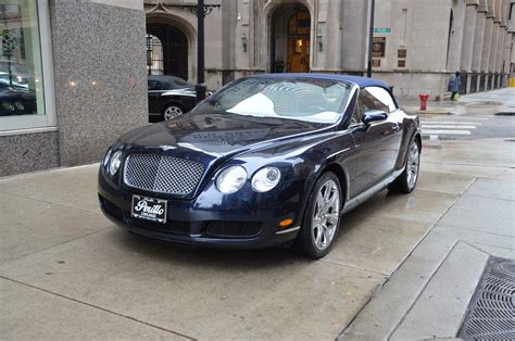 2008 bentley continental gtc for sale 2008 bentley continental gtc stock gc1531a s for sale