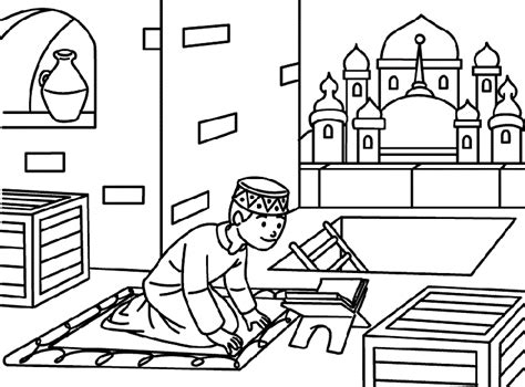 ramadan coloring pages for kids 2 coloring pages for kids