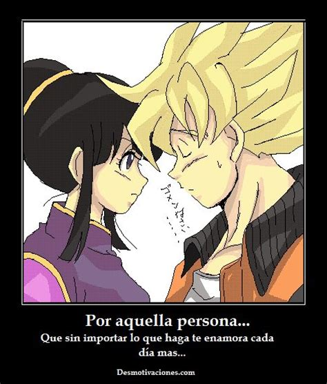 imagenes romanticas de goku y milk 300 best images about anime con frases on pinterest