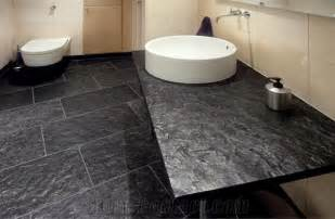 Slate Vanity Top black slate vanity top from 41235 stonecontact