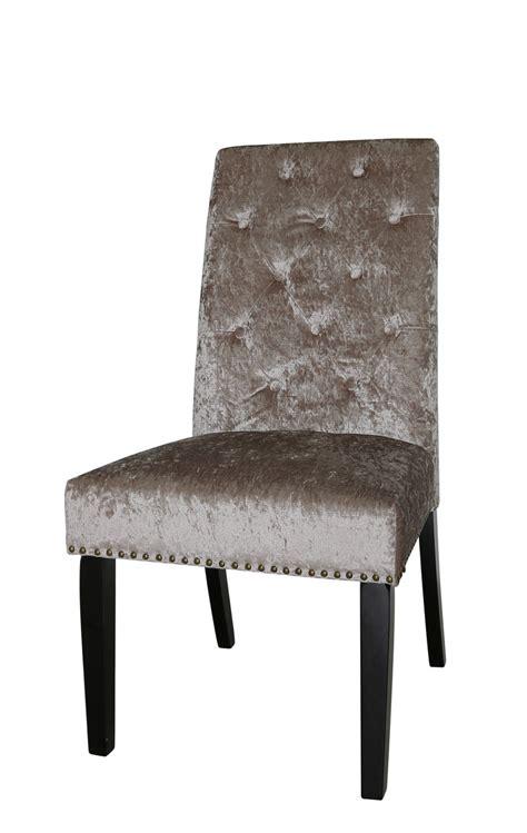 light brown velvet chair clara dining chair in light brown velvet