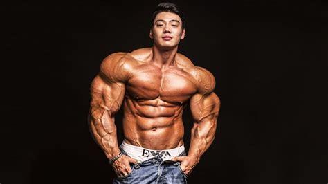 best bodybuilder top 5 korean bodybuilders of all time