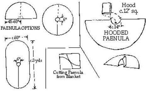 theory x pattern b combination cloaks roman and cloak pattern on pinterest