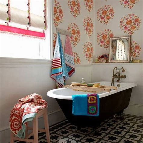 cheap way giving your bathroom looks using