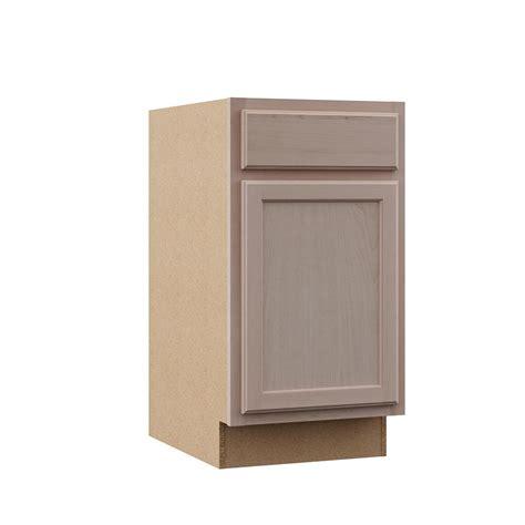 18x34 5x24 in base cabinet in unfinished oak b18ohd the assembled 28 5x34 5x16 5 in lazy susan corner base
