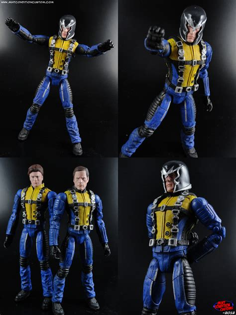 Kaos Xmen Mutant Equality Now custom magneto class style 6