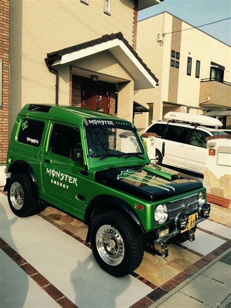 jimny katana 308 best images about zuki 4x4 on pinterest cars suzuki