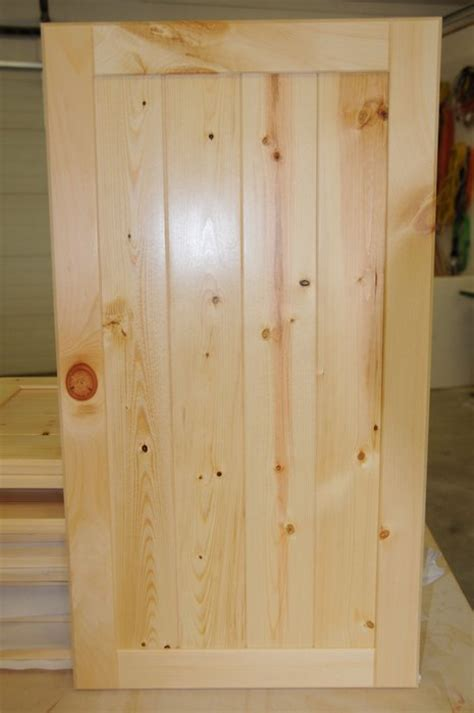 Knotty Pine Cabinet Doors By Jesse Friesen Lumberjocks Pine Cabinet Doors