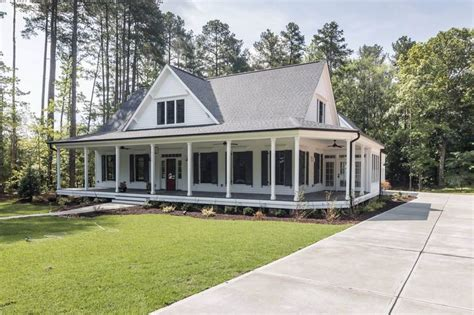 southern living house plans farmhouse southern living farmhouse revival plan 1821 black and