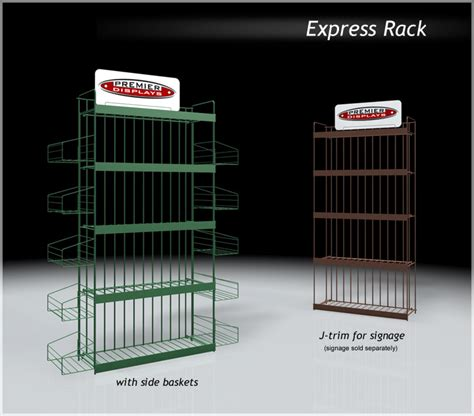 Racks Express 2 by Premier Wire Ltd We Manufacture Custom Design Store Fixtures And Displays