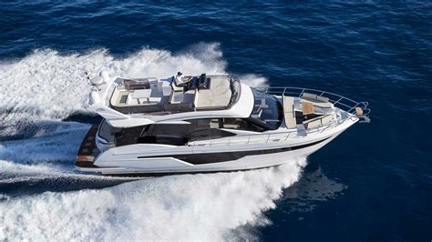 galeon yacht galeon yachts comes to the great lakes power boating canada