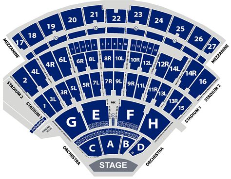 nikon theatre seating chart nikon at jones theater wantagh ny seating chart view
