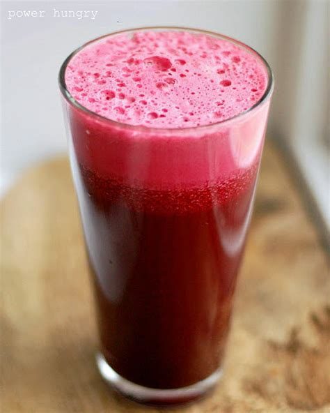 Beet Detox Smoothie by Beet Apple And Detox Smoothie Vegan Power