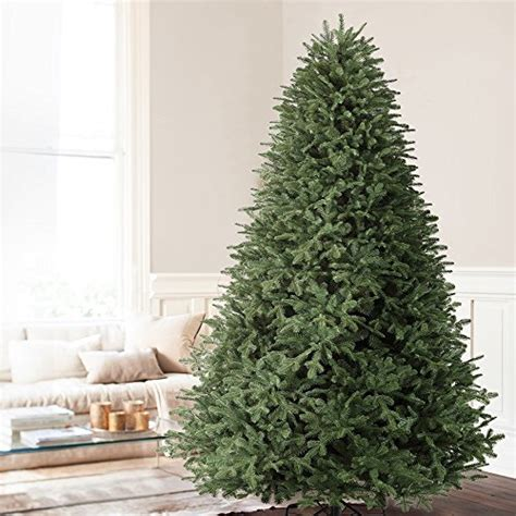 artificial 10 foot christmas tree online for sale balsam hill bh balsam fir premium artificial tree 6 5 unlit buy in uae