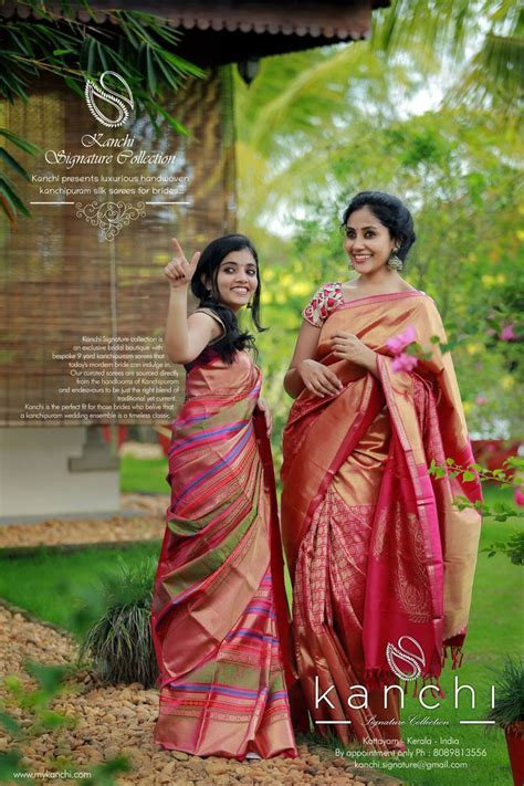 155 best Kanchi signature collection images on Pinterest