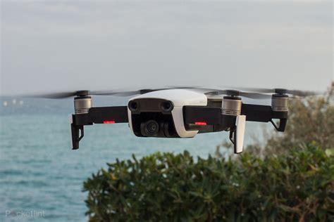 dji mavic air review portable drone packs  powerful