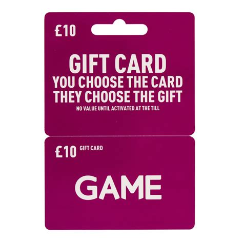 Gift Card Games - game 163 10 gift card at wilko com