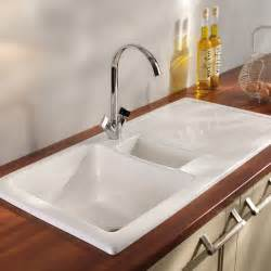 modern silver colored kitchen sink faucets silo
