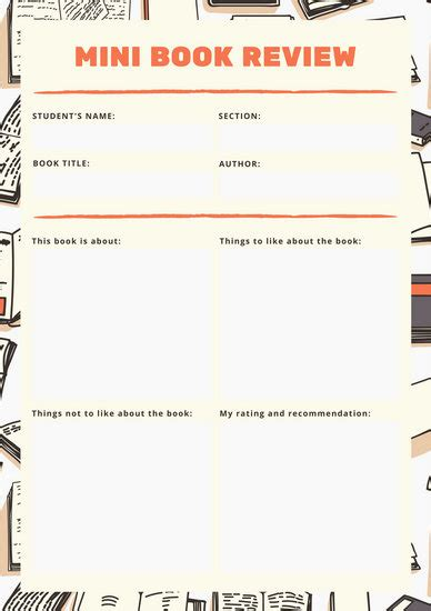 interrupt the pattern book reviews red orange pattern primary school book review worksheet