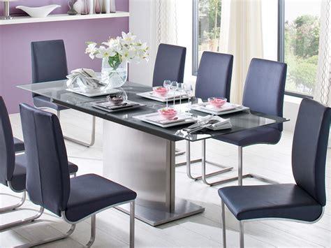 glastisch mit schublade dekorieren glastisch ausziehbar esstisch grau verschiedene gr 246 223 en