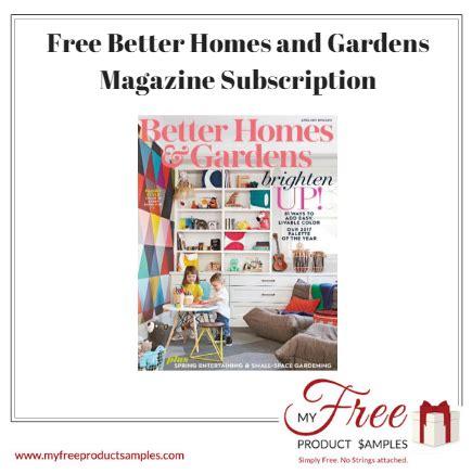 my big backyard magazine subscription better homes and gardens magazine subscription change of