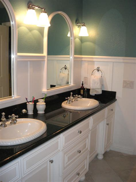 bathroom vanity with her featured spa projects new his her vanity sinks talk