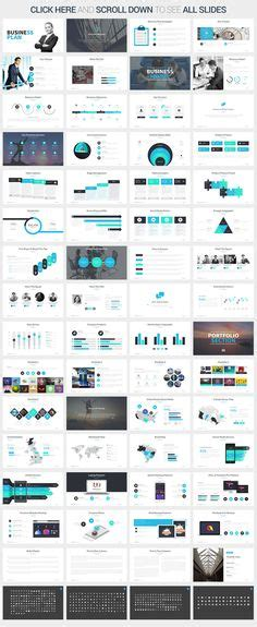 auto layout presentation modern business plan powerpoint template business