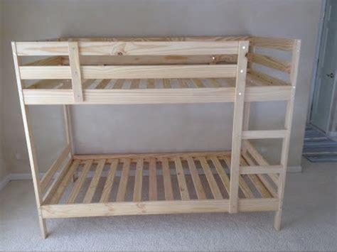 aluminum roll up top folding cing table ikea kura bed how we assembled the bed of pari